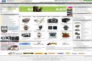 服装购物网站系统