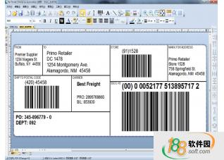 BarTender(标签条码打印软件)64位