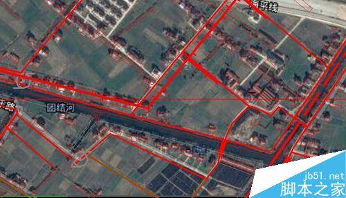 CAD地形图中载入谷歌地形图?_AutoCADcad人员前台图片