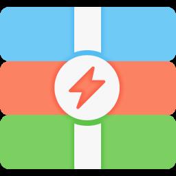 闪电压缩App