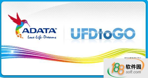 威刚U盘数据同步备份工具(UFDtoGO)
