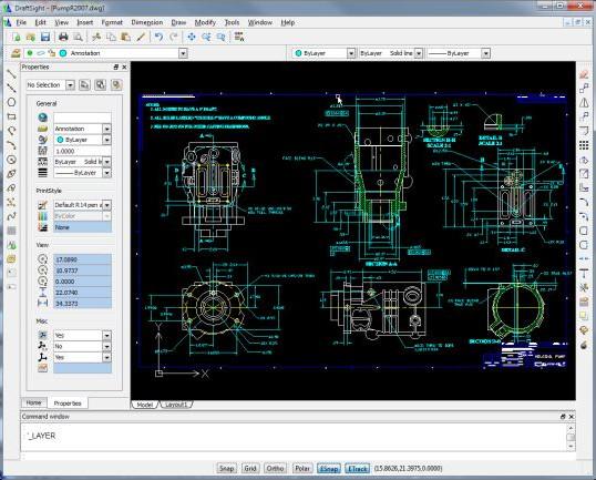 DraftSight(免费CAD软件)