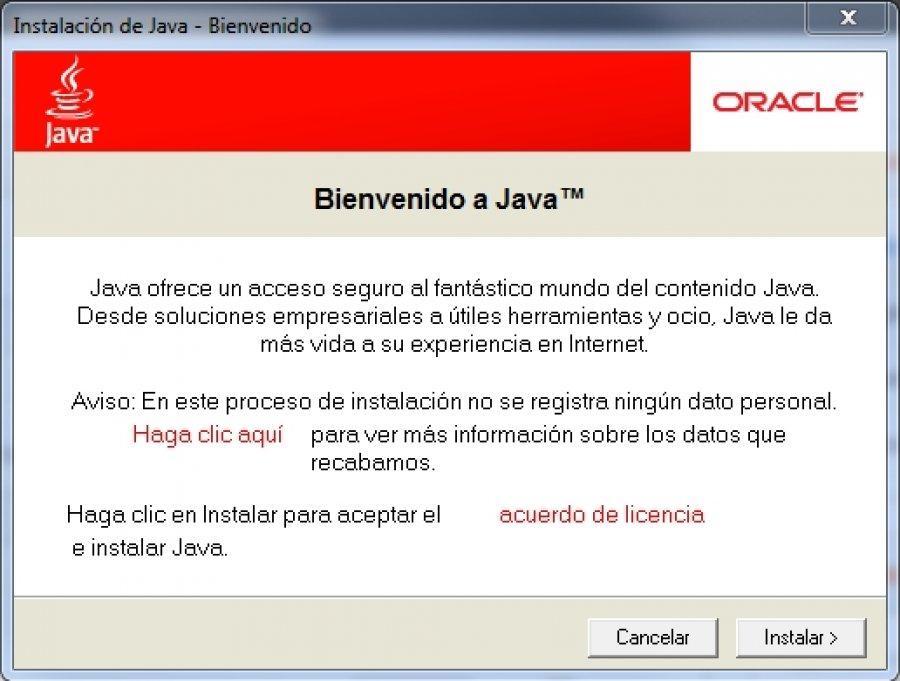 Java2 Runtime Environment