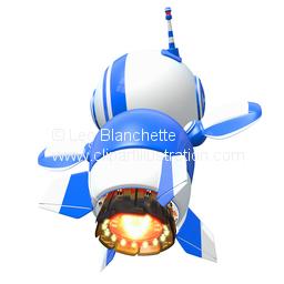 RocketFast3D